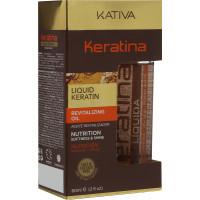 KATIVA Кератин жидкий для волос / KERATINA