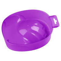 IRISK PROFESSIONAL Ванночка пластиковая для маникюра, 15 прозрачно