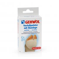 GEHWOL Подушка защитная под плюсну из гель полимера