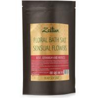ZEITUN Соль цветочная для ванн Волнующие цветы