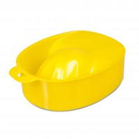 DOMIX GREEN PROFESSIONAL Ванночка для маникюра, желтая