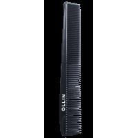 OLLIN Professional, Расческа комбинированная, 18 см