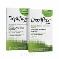 Depilflax, Комплект полосок с воском для домашнего
