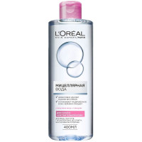 L'Oreal, Мицеллярная вода для сухой и чувствительной
