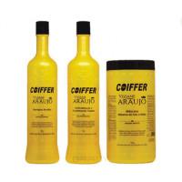 Coiffer, Viviane Araujo Набор для выпрямления и восстановления,