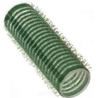 Sibel, Бигуди на липучке 21 мм зеленые,