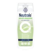 Neutrale, Бальзам кондиционер для жирных