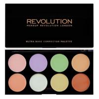 MakeUp Revolution, Палетка корректоров