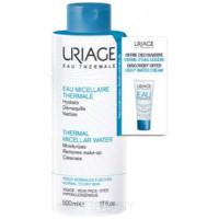 Uriage, Набор Очищающая мицеллярная вода для нормальной