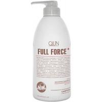 OLLIN Professional, Интенсивный восстанавливающий шампунь с маслом
