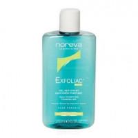 Noreva, Мягкий очищающий гель для лица Exfoliac,