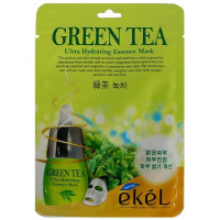 Ekel, Green Tea Ultra Hydrating Essence Mask