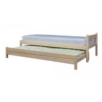 Кровать с выдвижным спальным местом 2