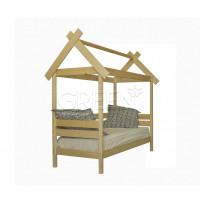 Детская кровать Избушка 70х190