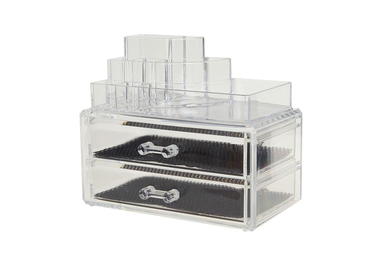 Купить алюминиевый органайзер для косметики косметика в колпино купить