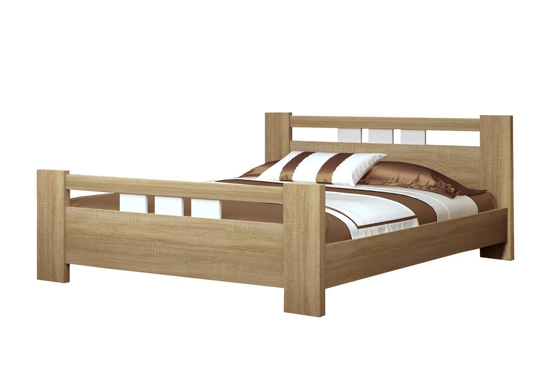 Кровать без подъёмного механизма Бергамо