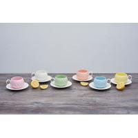 Чайный набор на подставке на 6 персон
