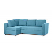 Угловой диван кровать Мансберг