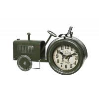 Часы настольные Трактор