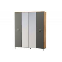 Шкаф комбинированный 4 дверный Эвора