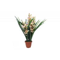 Искусственное растение Орхидея Цимбидиум