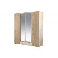 Шкаф 4 дверный Модена