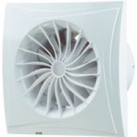 Вытяжной вентилятор BLAUBERG Sileo 125 H белый