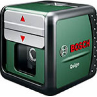 Лазерный нивелир Bosch Quigo III (металл. коробка)