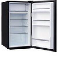 Однокамерный холодильник TESLER RC 95 black