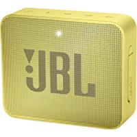 Портативная акустическая система JBL GO2 желтый JBLGO2YEL