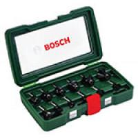 Набор фрез  Bosch Promoline 8