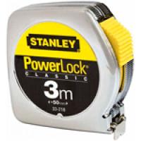 Рулетка Stanley POWERLOCK 3 M 0