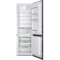 Встраиваемый двухкамерный холодильник Smeg C 7280 NEP1