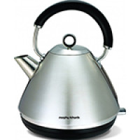 Чайник электрический Morphy Richards Accents Pyramid Brushed