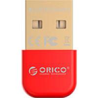 Bluetooth адаптер Orico BTA 403 (красный)