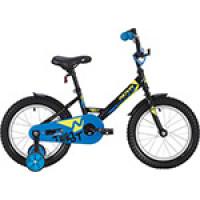 Велосипед Novatrack 12'' TWIST чёрный  тормоз