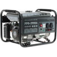 Электрический генератор и электростанция Carver PPG 3900