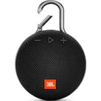 Портативная акустическая система JBL Clip 3 черный