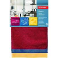 Кухонные полотенца Tescoma CLEAN KIT 3шт 900670