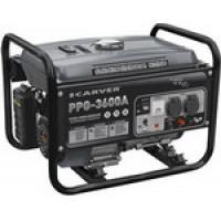Электрический генератор и электростанция Carver PPG 3600