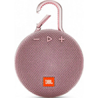 Портативная акустическая система JBL Clip 3 розовый