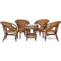 Комплект мебели Tetchair Mandalino 05/21 стол обеденный