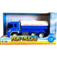 Машинка Fun Toy Грузовик инерционный  электромеханический
