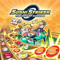 Игра для приставки Nintendo Switch: Sushi Striker: