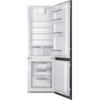 Встраиваемый двухкамерный холодильник Smeg C 7280 F2P1