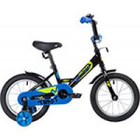 Велосипед и педальная машина Novatrack 14'' TWIST