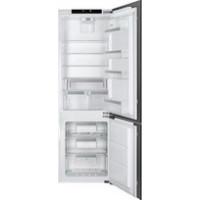 Встраиваемый двухкамерный холодильник Smeg CD7276NLD2P1