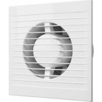 Вентилятор осевой c антимоскитной сеткой, с обратным