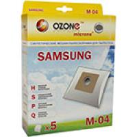Мешки пылесборники Ozone M 04 синтетические