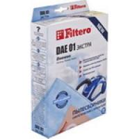 Набор пылесборников Filtero DAE 01 (4) ЭКСТРА